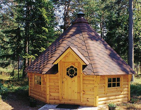 Maison bois en kit kota chalet finlandais for Maison en bois norvegienne