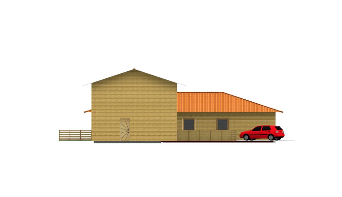 Maison en bois en kit tarif for Prix maison ossature bois en kit