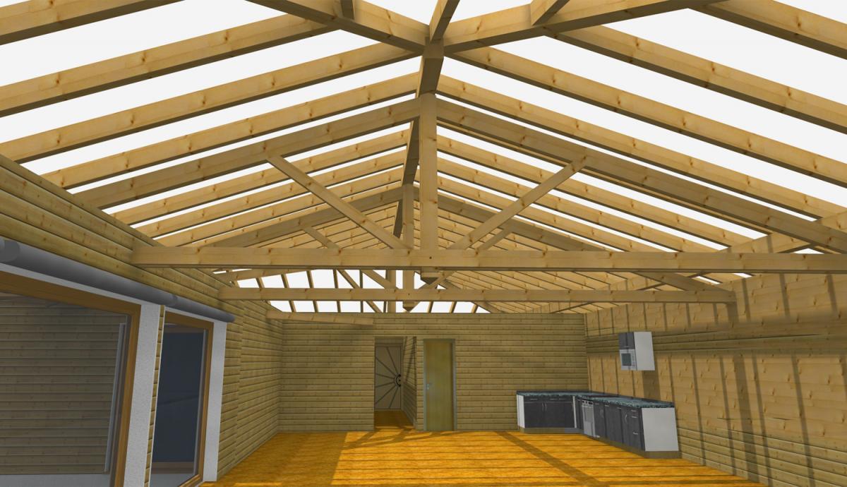 maison bois en kit maison darchitecte loft